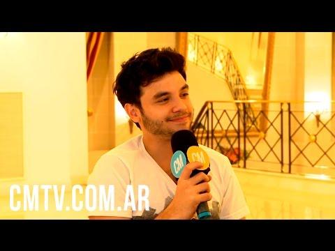 Márama video Show Luna Park 2016 - Entrevista Argentina 2016