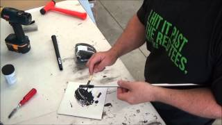 How to build a golf driver