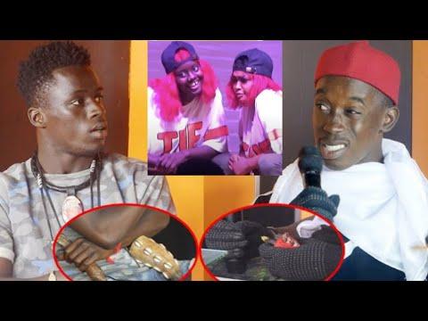 Sen Affiche bou tang dieur 😂 Laurent Ndiago vs Boy Plateau :