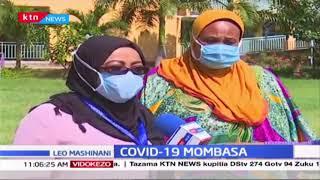 Jamaa wawili wenye akili tahira ni miongoni mwa watu 500 ambao wameambukizwa na  korona Mombasa