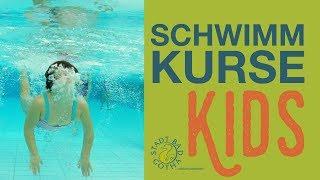 Schwimmkurse Kids,  Kinderschwimmkurse, so lernen Ihre Kinder schwimmen. Stadt-Bad Gotha TV