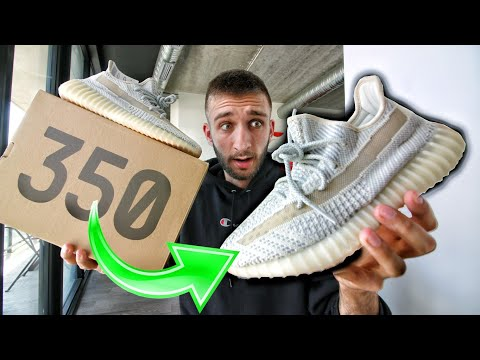 YEEZYS SOLD OUT QUICK! ADIDAS YEEZY BOOST 350 V2 LUNDMARK RELEASE REVIEW
