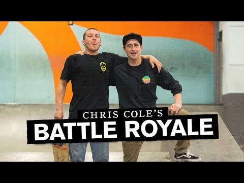 David Reyes Vs. Jamie Tancowny - Battle Royale