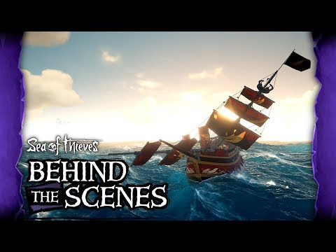 Official Sea of Thieves Behind the Scenes: Expanded Ship Damage