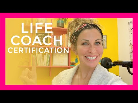 LIFE COACHING CERTIFICATION || Do You Have to Get Certified to ...