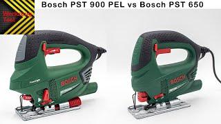 Werkzeug Test - Stichsäge Bosch grün PST 650 / PST 900 PEL