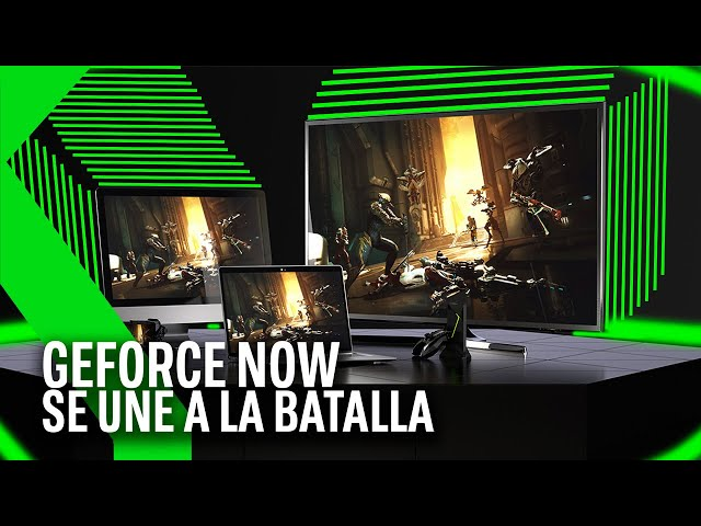 GeForce Now: PROBAMOS el servicio de STREAMING de VIDEOJUEGOS de NVIDIA compatible con RAY TRACING