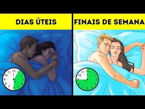 11 Coisas sobre o sono que você sempre quis saber