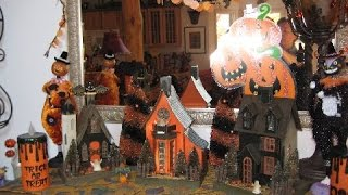 Awesome Indoor Halloween Decorations Part 1