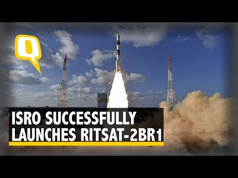 ISRO Launches RISAT-2BR1 and 9 Other Foreign Satellites   The Quint