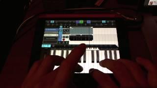 Cubasis for iPad