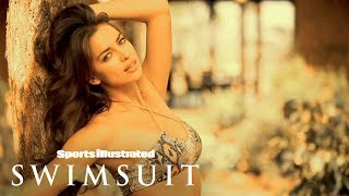 Irina Shayk Gives You A Wild Show In Zambia | Intimates | Sports Illustrated Swimsuit