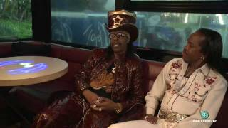 Exclusive Interview With Bootsy Collins and Verdine White