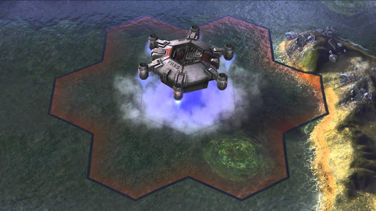 Civilization: Beyond Earth - Rising Tide (DLC) Steam Key EUROPE