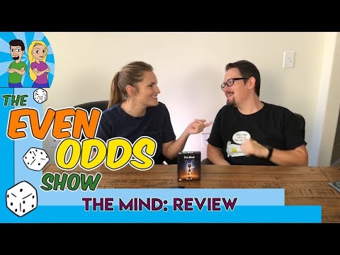 Even Odds Show - The Mind Review