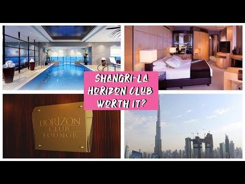 IS SHANGRI-LA HORIZON CLUB WORTH IT? – Shangri La Dubai Hotel Review