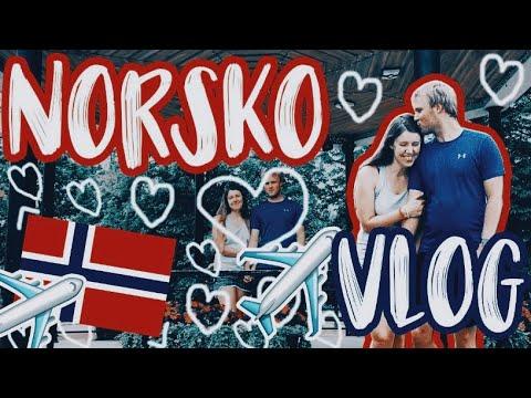 Vlog z Norska - Potkala jsem : Marcus and Martinus?!