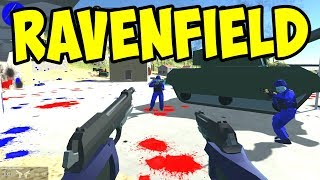 NEW SECRET WEAPON! Automatico Akimbo! - Ravenfield Gameplay (Beta Build 4)