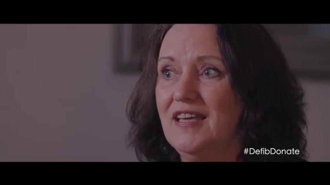 #DefibDonate – Lynda's Story