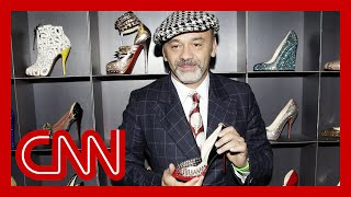 Christian Louboutins Inspiration Behind His Shoe Designs
