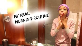 My Morning Routine 2016! by Teala Dunn