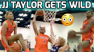 """6'7"""" JAVONTE TAYLOR IS CHICAGO'S NEXT UP! Elite 2023 Prospect Goes OFF With EYBL's Mac Irvin Fire 🔥"""