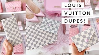 LOUIS VUITTON DUPES!! OMG YOU NEED THESE!💕