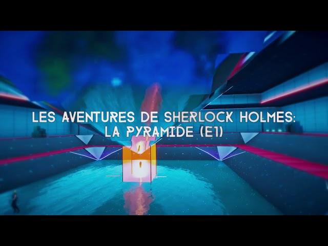 Les Aventures de Sherlock Holmes : La pyramide