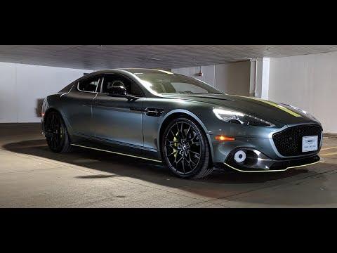 2019 Aston Martin Rapide AMR S Start Up In Depth Full Review