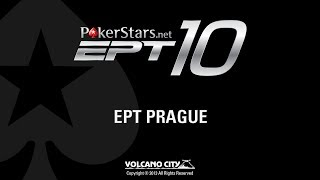 preview picture of video 'EPT 10 Prague Live | Main Event Live Coverage, Day 2'