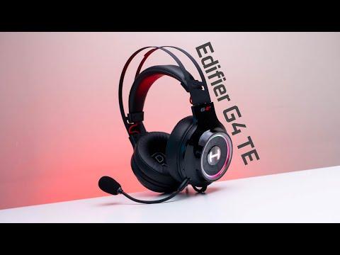 Edifier G4 TE Review | 7.1 USB RGB Gaming Headphones