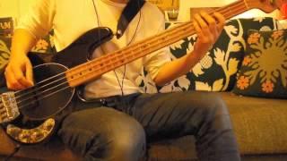 JUDY AND MARY 【RADIO】のベースを弾いてみた!