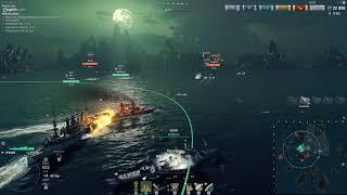 World of Warships - Saving Transylvania (Super Hard Mode) We had no idea what was waiting for us