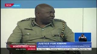 LSK President and Police spokesman talk about the recent killings of Willie kimani