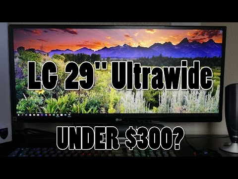 The Affordable LG 29″ Ultrawide Monitor Review