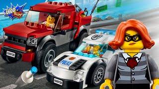 Лего сити мультик. Побег Джека. Первая серия. Lego city детский мультфильм 2019. Lego 60044