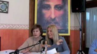 preview picture of video 'Vassula Ryden, Sabiñánigo 1. Three levels of transformation of the soul'