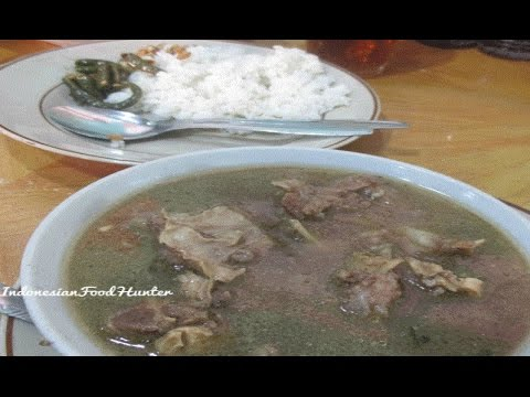 Video Sayur Becek  | Indonesian Food Hunter  | Kuliner Purwodadi