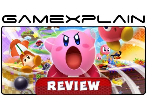 Kirby Triple Deluxe - Video Review (3DS)