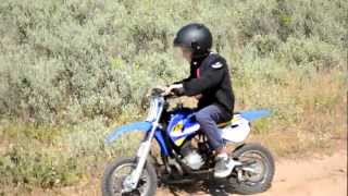 preview picture of video 'Cross mini moto Priverno 04 D.M.'