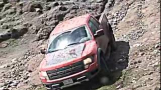 ¡Así se maltrata una Ford Raptor!