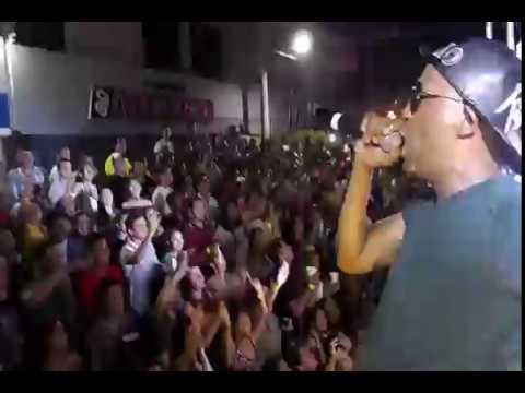 BLACK POWER AD Presentación en Carnaval Cardel Veracruz 2017