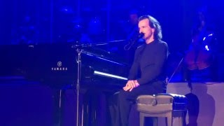 Yanni - A heartfelt message from Yanni to the world during his concert in El Paso, TX.