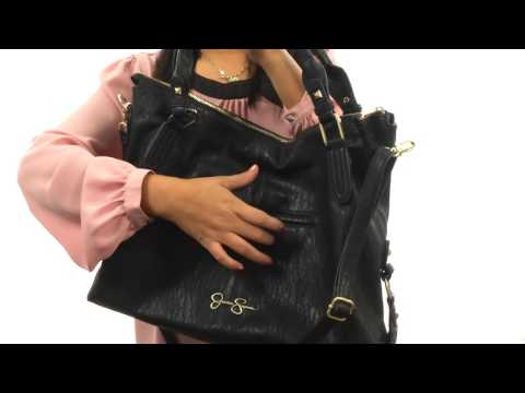 Jessica Simpson Ryanne Top Zip Tote SKU:8856435