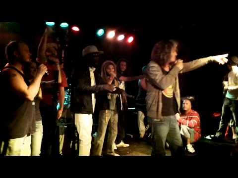 "Springfield Reggae Fest Special Encore Performance of Bob Marley ""Three Little Birds"""