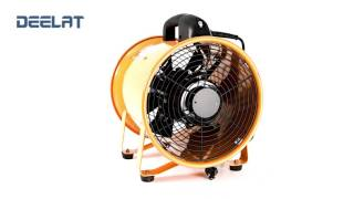 Portable Exhaust Fan