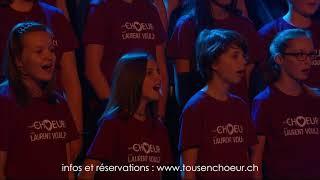 Laurent Voulzy en concert à Montreux avec Tous en Choeur !