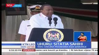 Rais Kenyatta aahidi kutotia sahihi mswada wa uongezaji mishahara kwa wabunge
