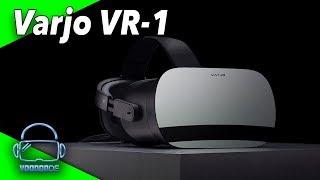 The Varjo VR-1 - The best VR display we