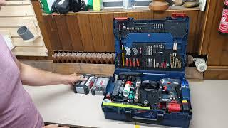 L Boxx 136 Werkzeug platzsparend unterbringen, auch im Deckel